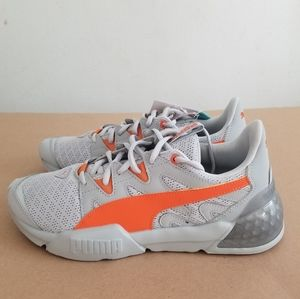 Puma Cell Pharos Gray and Orange